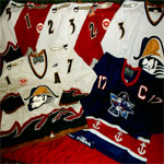 Game Worn Jerseys